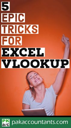 Advanced Excel VLOOKUP tricks you MUST know! Be better at your VLOOKUP fast with these five best tricks to learn. tutorials, dashboard cheatsheets andBe better at your VLOOKUP fast with these five best tricks to learn. tutorials, dashboard cheatsheets and Microsoft Excel, Vlookup Excel, Microsoft Office, Excel Hacks, Good To Know, Learning, 3d Printing, Tutorials, Templates
