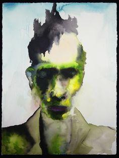 marliyn manson  artwork   Marilyn Manson's Art