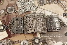 Antique Buckle Bracelets