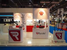 Booth Design for Rycote.