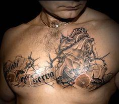 тату на грудь эскизы - Поиск в Google