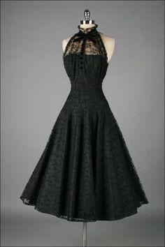 Vintage 1950's dress by joanne