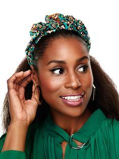 Issa Rae photographed by Jason Kim for Cosmopolitan magazine, Black Girl Magic, Black Girls, Black Women, Headband Hairstyles, Pretty Hairstyles, Dope Hairstyles, Dreadlock Hairstyles, Updo Hairstyle, Black Hairstyles