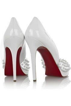 0faab1f81 Christian  Louboutin Wedding Shoes - in love! Louboutin Shoes