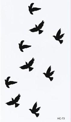tattoo diseños aves - Buscar con Google