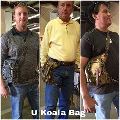 U Koala Bag in real life