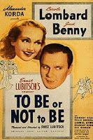 .ESPACIO WOODYJAGGERIANO.: Ernst Lubitsch - (1942) SER O NO SER http://woody-jagger.blogspot.com/2008/10/ernst-lubitsch-1942-ser-o-no-ser.html