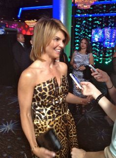 Lori Loughlin at An Unforgettable Evening