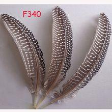 "wholesale 50pcs 6-8""15-20cm ecru Beautiful! natural pearl wing feathers(China (Mainland))"