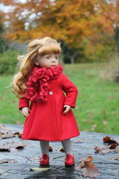 Mon défi de novembre: le manteau redingote