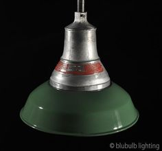 Crouse-Hinds EVA 105 | Crouse-Hinds EVAs are one of the standard bearers of industrial lights. These examples, with bright red spec. plates, rich green porcelain shades, heavy glass globes, and sturdy guards are exceptional in every way.