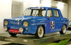 Renault 8 Gordini 1ª serie 1964