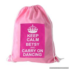 Personal Touch Gifts - Pink Keep Calm Kit Bag, £12.25 (http://personaltouchgifts.co.uk/pink-keep-calm-kit-bag/)