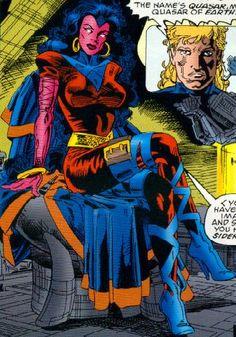 Marvel Comics - Aldebron