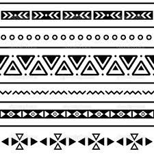 Obsessed with Aztec Patterns! #aztec #graphics | I N S P I R E ...