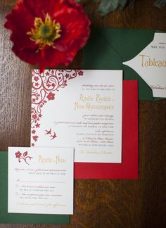 Amelie Inspired Wedding Shoot with Brosnan Photographic; Stationery by Farrell & Chase
