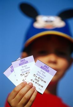 FASTPASS Tips. Since we will have these might as well learn about it.