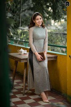 Chica vietnamita.