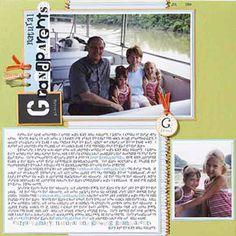 Grandparent page.