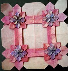 Tessellated Hydrangeas