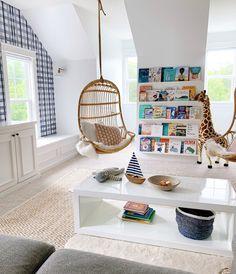 Bonus Room Playroom, Attic Playroom, Playroom Design, Playroom Decor, Kids Room, Blue Playroom, Colorful Playroom, Playroom Ideas, Multipurpose Room
