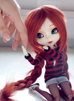 Pullip doll. I love this picture! <3