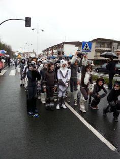 Carnaval 2014 Desfile Sábado