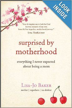 Surprised by Motherhood: Everything I Never Expected about Being a Mom by Lisa-Jo Baker // oh, man. I've always loved Lisa-Jo but this book is even MORE of her incredible heart and passion. The book almost reads like fiction w/her intriguing story of living on 3 continents and becoming a lawyer turned mom. I dog-eared a million pages and wept happy tears all throughout. A must read. Must buy. Must give to everyone on Mother's Day!