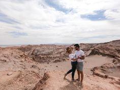 📍Valle de Marte, San Pedro de Atacama ♥️ Un lugar que nos ha sorprendido a raudales, llevamos más de una semana conociendo paisajes sacados… Grand Canyon, Beach, Nature, Travel, Outdoor, Instagram, Ideas, Saints, Mars