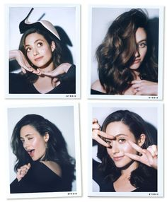 Emmy Rossum Doesn't Care About Having a Perfect Instagram Life via @ByrdieBeautyUK