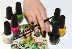 OPI Argentina. Nails by Danny Opi, Nails, Beauty, Argentina, Beleza, Ongles, Finger Nails, Nail, Nail Manicure
