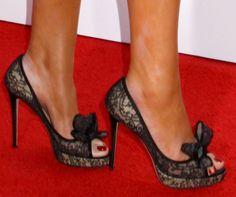 Mariah Carey Shoes | Mariah Carey's Blinged Sling: Diva Turns an Arm Sling into a Fab ...