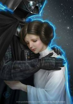 Darth & Leia