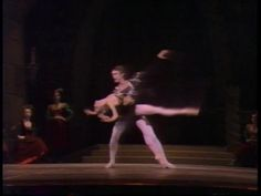 """Swan Lake"" Part 13 Makarova & Nagy (Black Swan PDD)"