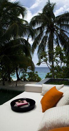 Alila Villas...Maldives | LOLO
