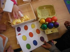 eierendoos matrix Kindergarten Curriculum, Spring Theme, Farm Theme, Tot School, Children With Autism, Food Themes, Early Childhood Education, Easter Bunny, Activities For Kids