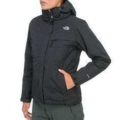 The North Face Womens Inlux Insulated Jacket Black Size X-Large by The North Face. $138.95