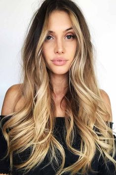 Hair Color 2017/ 2018 Blended Blonde Face Framing Ombre On Dark Hair #brunette #ombre ❤️ Upgrade your plain brown hair color with our gallery of ideas. Choose the best shade of brown for your complexion and give your look a fresh start. ❤️ See more: lovehairstyles.co… #lovehairstyles ... #Color