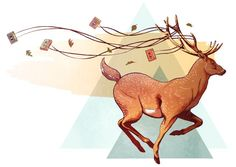 Joel Benjamin Illustration - Bounty