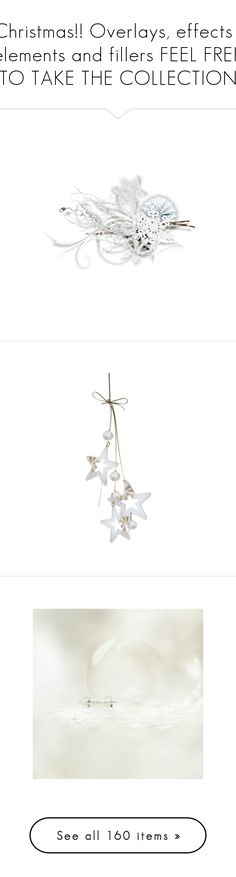 """""""Christmas!! Overlays, effects , elements and fillers FEEL FREE TO TAKE THE COLLECTION"""" by afezoftheheart ❤ liked on Polyvore featuring winter, christmas, filler, fillers, stars, tubes, backgrounds, snow, art and effects"""