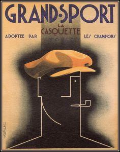 cassandre GrandSport 1925