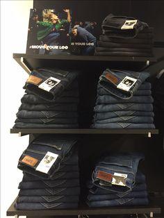 La célèbre marque Lee Jeans fait son grand retour chez Parano ! Arrivage Homme & Femme.