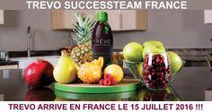 TREVO Lancement officiel France