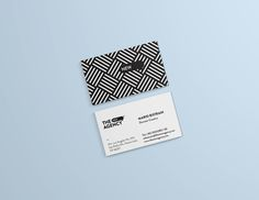 The New Agency by THE NEW AGENCY , via Behance
