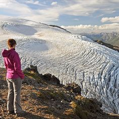 Wanna wake up to these views? The @we12travel team visit a hut near Argentina's Alerce Glacier: https://instagram.com/p/6m8ngkHgZK/