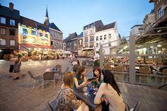 Dagaanbieding: 3 dagen voordelig bij Hasselt en Maastricht incl. ontbijt