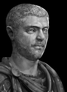(c. 200-300 CE) Roman Man Roman Man, Modern Sculpture, Ancient Rome, Soldiers, Sculptures, Italy, Statue, Photo And Video, Portrait
