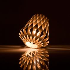 eu.Fab.com | Pilke Table Lamp 28 White