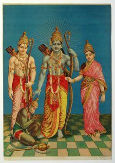 Lord Rama is the seventh avatar of Lord Vishnu and one of the main deities in Hinduism, Here is a collection of Lord Rama images with Sita & HD wallpapers. Om Namah Shivaya, Krishna Art, Hare Krishna, Jaisalmer, Udaipur, Raja Ravi Varma, Ram Image, Lord Rama Images, Sri Rama
