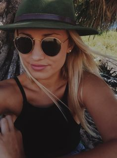 Ray Ban round camouflage sunnies. The perfect gift for your boho chic best friend.